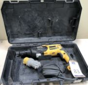 DeWalt D25013-LX Hammer drill, 110v (Location: Brentwood. Please Refer to General Notes)