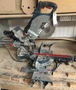 "Bosch ""Professional"" Type GCM 8 SJL Chop Saw, Serial Number 506000199, 240v (Location: Bognor Regis."