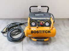 Bostitch LT10 Roll Cage Air Compressor (Location: Brentwood. Please Refer to General Notes)