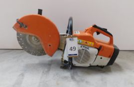 Stihl T5400 Petrol Cutter (Location: Brentwood. Please Refer to General Notes)