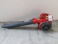 Cobra Leaf Blower (Location: Brentwood. Please Refer to General Notes)