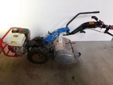 BCS 710 Rotavator with Honda GX270 Engine (Location: Brentwood. Please Refer to General Notes)
