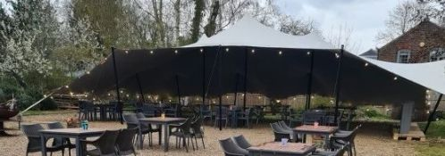 Freeform Flex 10m x 15mStretch Tent (Location: Brentwood. Please Refer to General Notes)