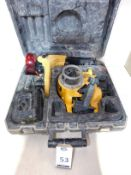 DeWalt DW077 Rotary Laser Level (Location: Brentwood. Please Refer to General Notes)