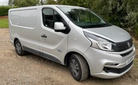 Fiat Talento Technico 12 2.0 SWB 16V Multijet Van, Registration Number CU21 MFN, First Registered
