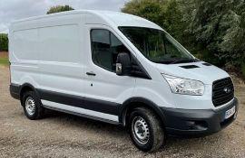 Ford Transit 350 L2 FWD, 2.2 TDCi 125ps H2 Van Panel Van (Euro 5), Registration BG64 LHP, First