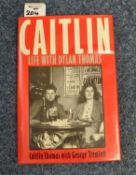 Caitlin Thomas with George Tremlitt, 'Caitlin a warring absence, life with Dylan Thomas',