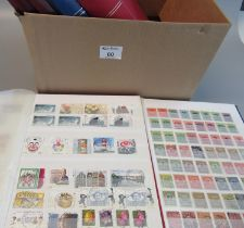 Germany, German states, East and west Germany mint and used collection in six stockbooks. 100's of