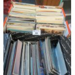 Postcards - collection of all world cards in two boxes. 100s of cards. (B.P. 21% + VAT)