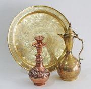 Turkish Ottoman copper hookah