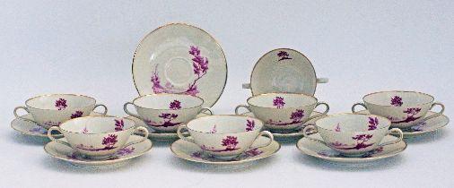 Heinrich vintage ivory porcelain.