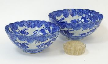 Japanese porcelain.