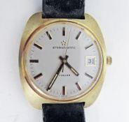 Turler wrist watch signed Eterna-Matic!