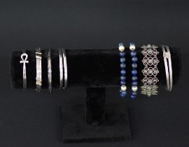 Vintage silver and other Jewelry