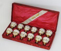Turkish Ottoman cups