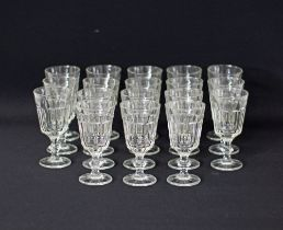 Modern glassware