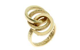 Ring 585/- GG