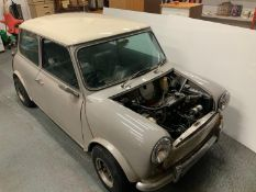 Mini Cooper S 1971 Reg: GGY 27J - 1275cc - Direct from Deceased Estate - Last Taxed in 1991