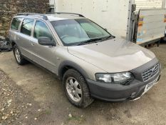 Volvo V70 Estate Reg: DV51 RX3 - Direct from Deceased Estate - Car Runs But Battery is Flat