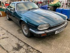 Jaguar XJS 5.3 V12 Reg: J709 RTA - Direct from Deceased Estate