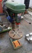 Nu-Tool 12 Speed Drill Press - Seen Working