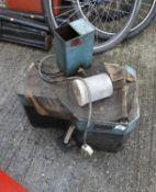 Sharpening Machine - Seen Working
