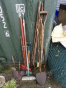 Quantity of Garden Tools