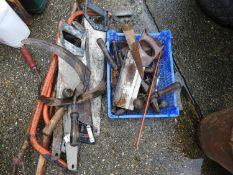 Tools - Saws etc