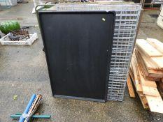 Large Folding Animal Crate