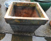 Square Terracotta Planter