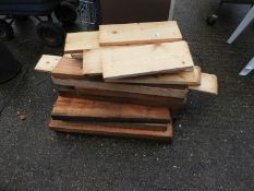 Quantity of Softwood Timber