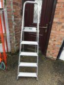 Folding Aluminium Ladders