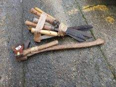 Hatchets and Shears