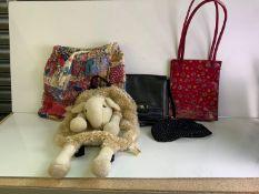 Variety of Handbags