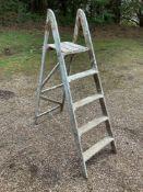 Folding Wooden Ladders