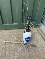 Sprayer Garden Tools and Sprayer