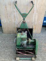 Petrol Cylinder Mower