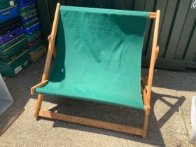 Double Deck Chair