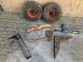 Tools Iron Bracket etc