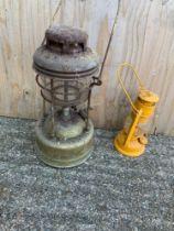 Tilley Pressure Lantern and Storm Lantern