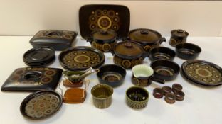 Quantity of Denby and other China