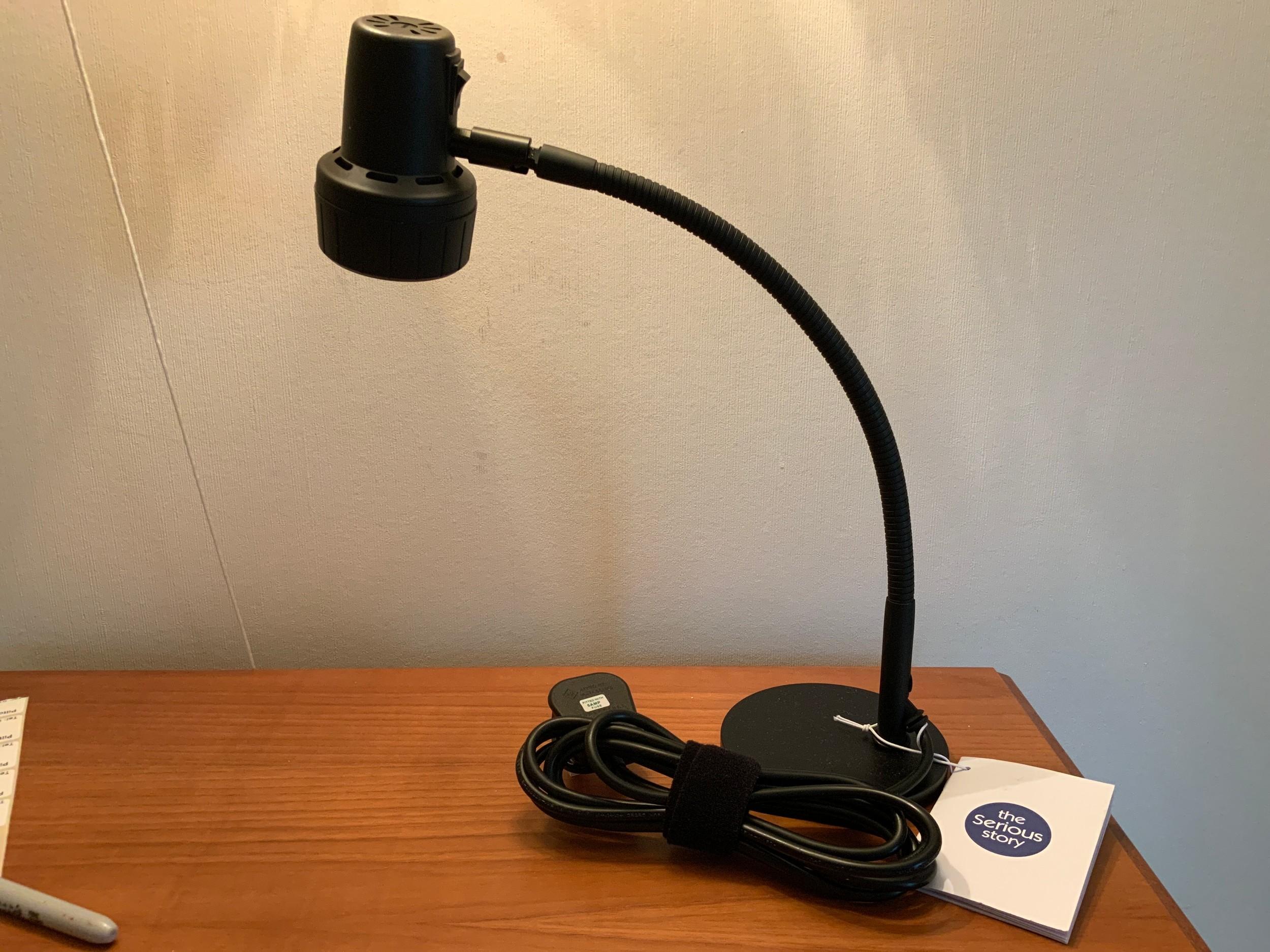 Serious Readers Lamp