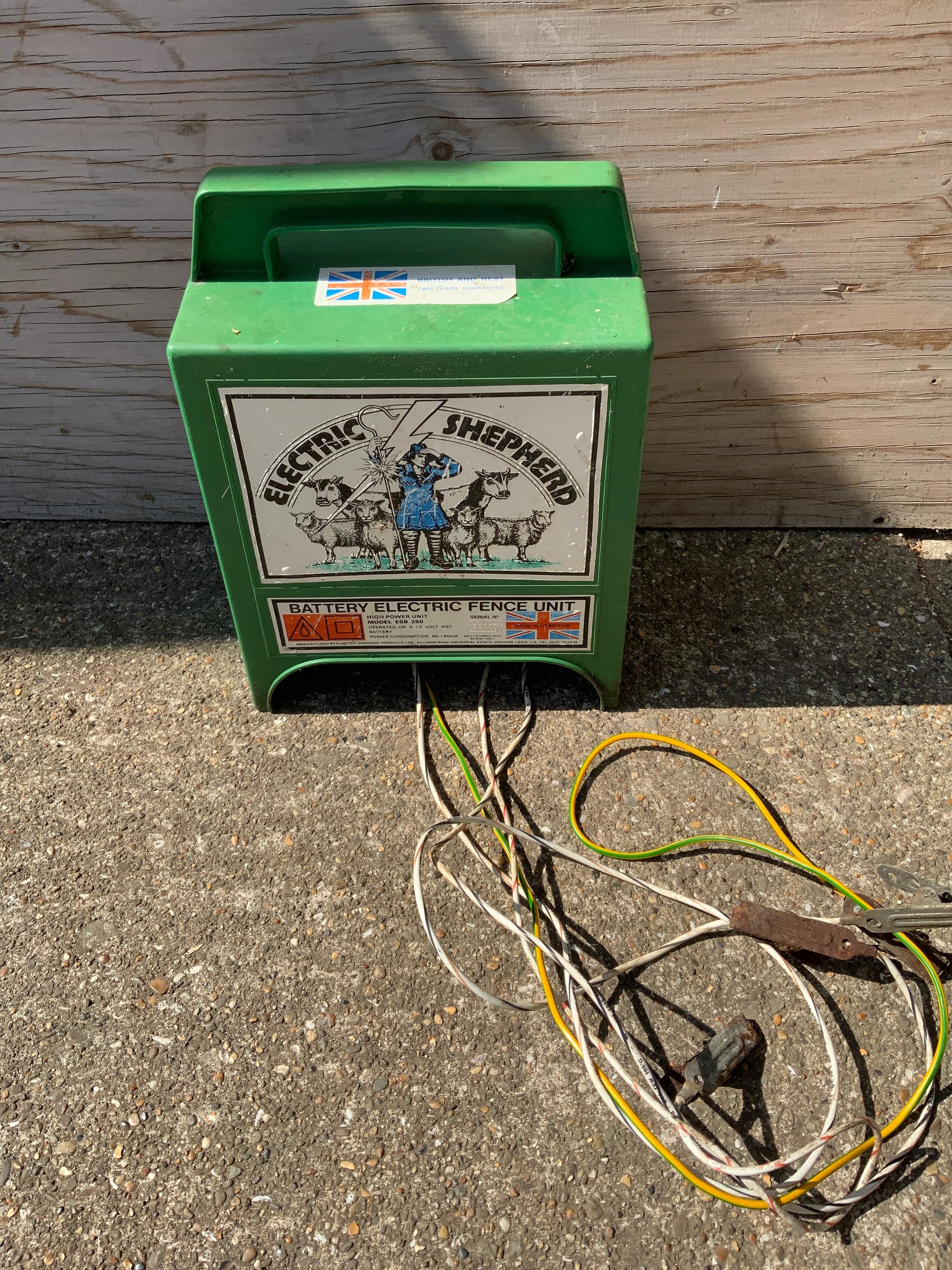 Electric Fencer