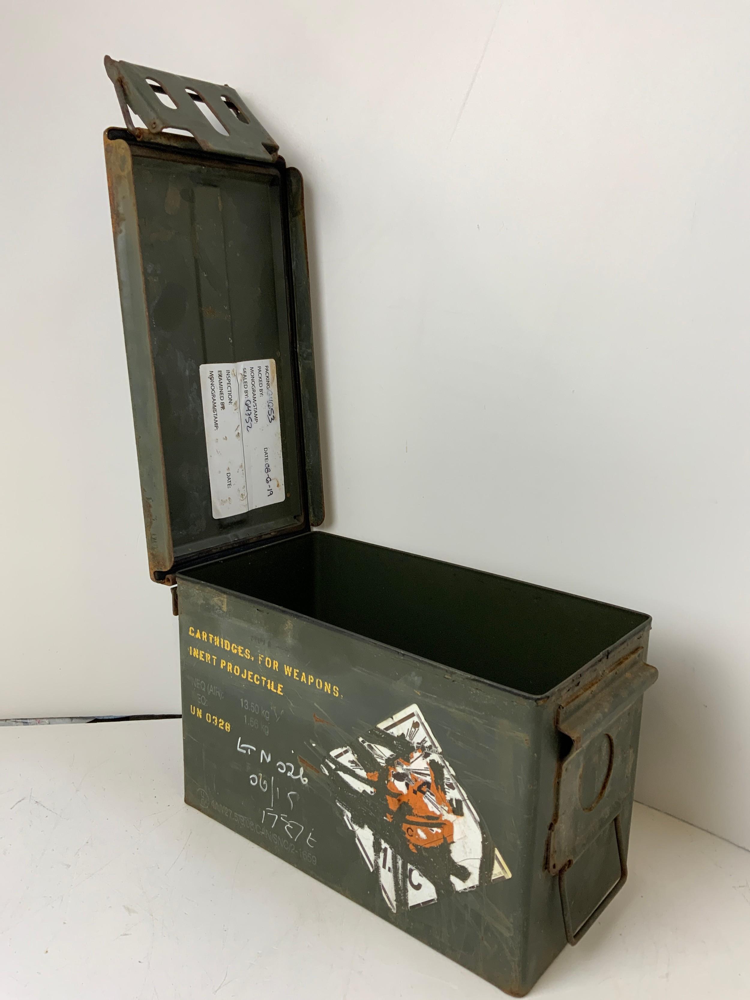 Ammunition Box - Image 2 of 2