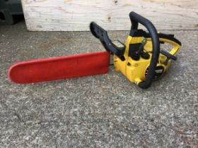 Sabre by Homlite 35 Chainsaw