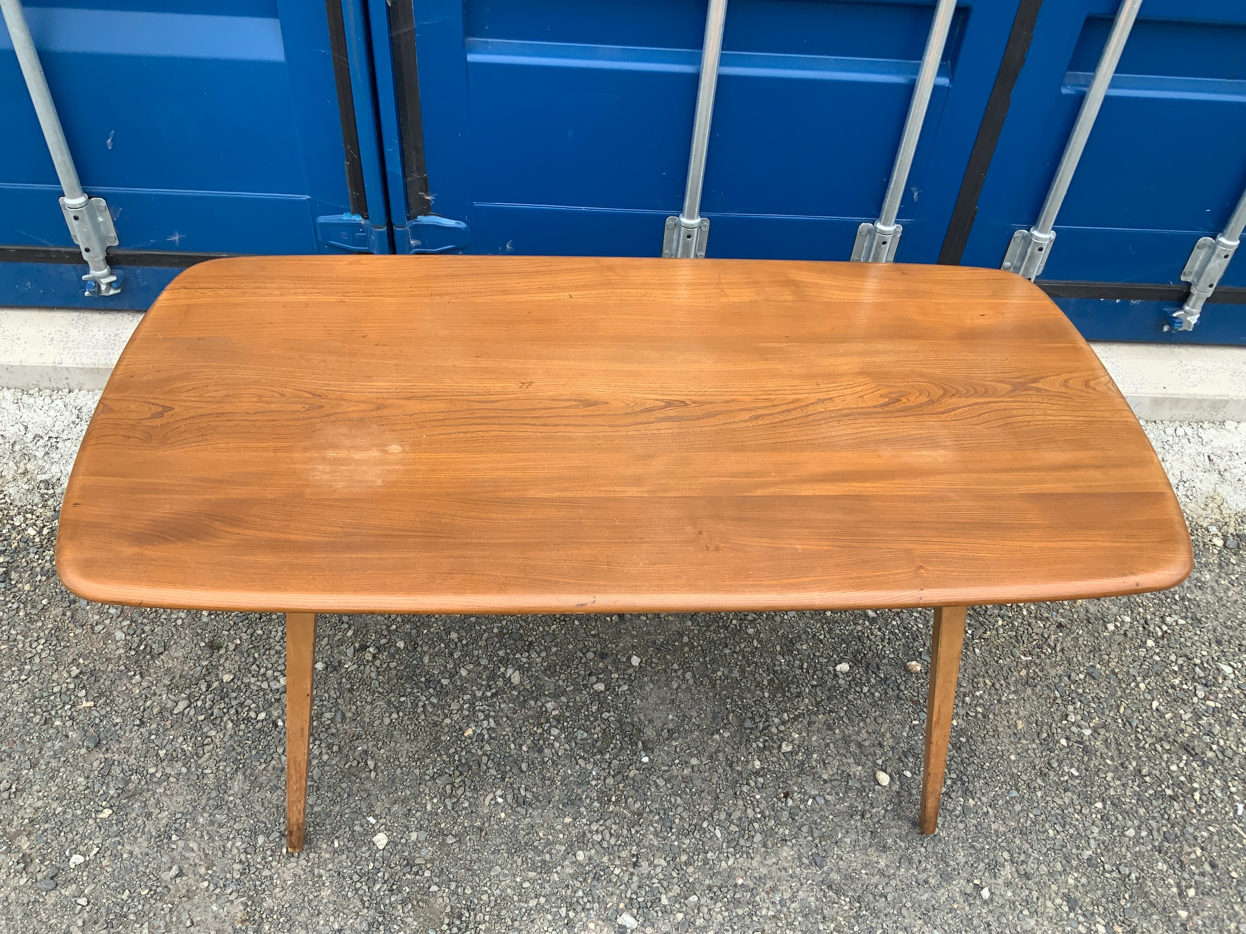 Ercol Dining Table - Image 2 of 3