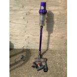 Dyson Vacuum Cleaner - Working