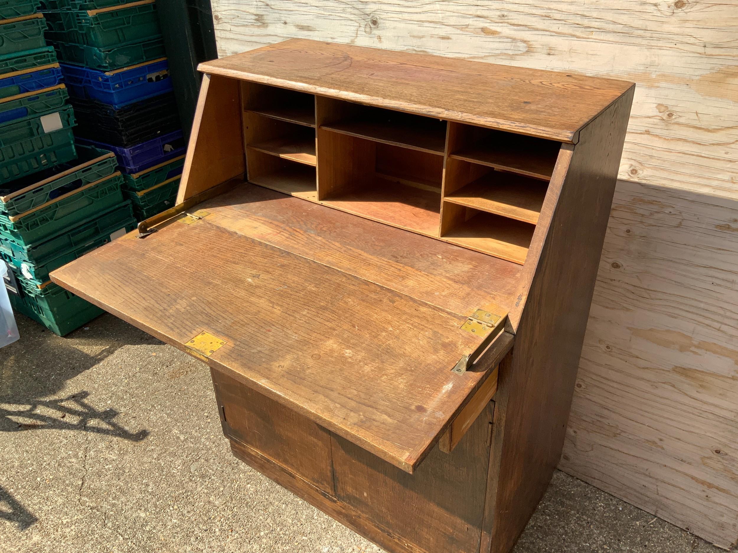 Oak Bureau - Image 2 of 2