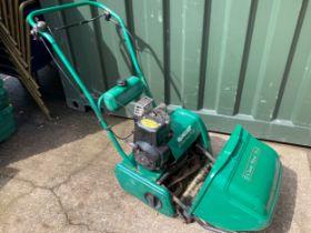 Qualcast Self Propelled Petrol Cylinder Lawnmower
