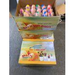 4x Boxes of Magic Eggs